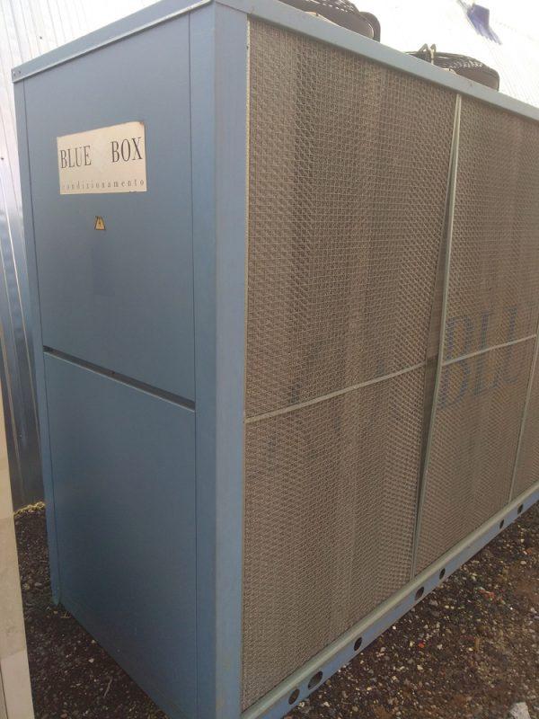 Компрессорно-конденсаторный блок (ККБ) Blue BOX ZETTA 2002 16,4 LE