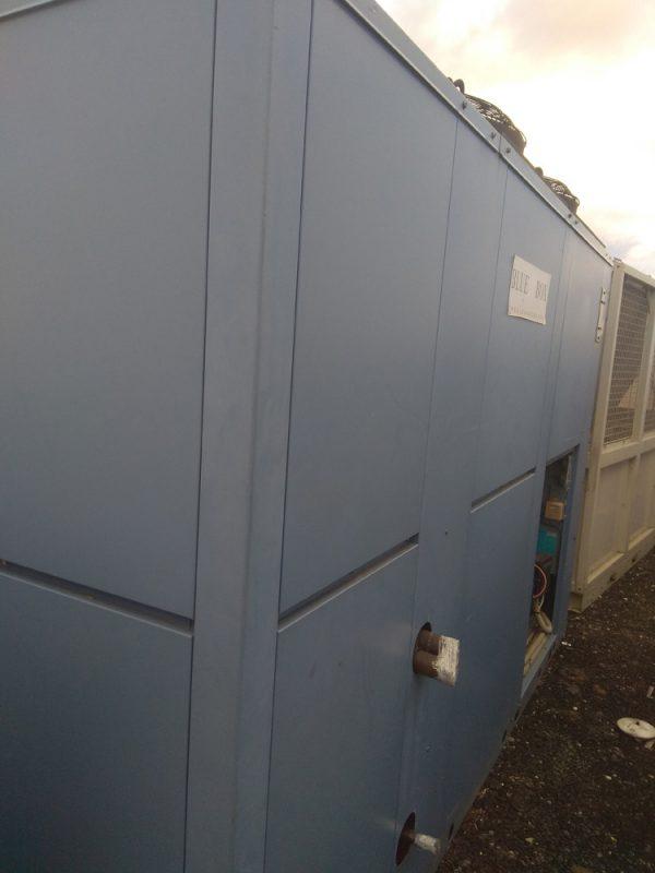 Компрессорно-конденсаторный блок (ККБ) Blue BOX ZETTA 2002 16,4 LE - фото 3