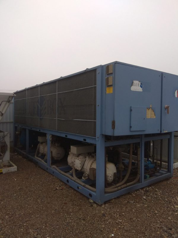 Б/У чиллер Blue BOX KAPPA ENERGY/ST 2PS43,2 - фото 5