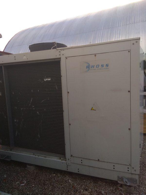 Б/У компрессорно-конденсаторный блок (ККБ) RHOSS MCAE 2130 - фото 2