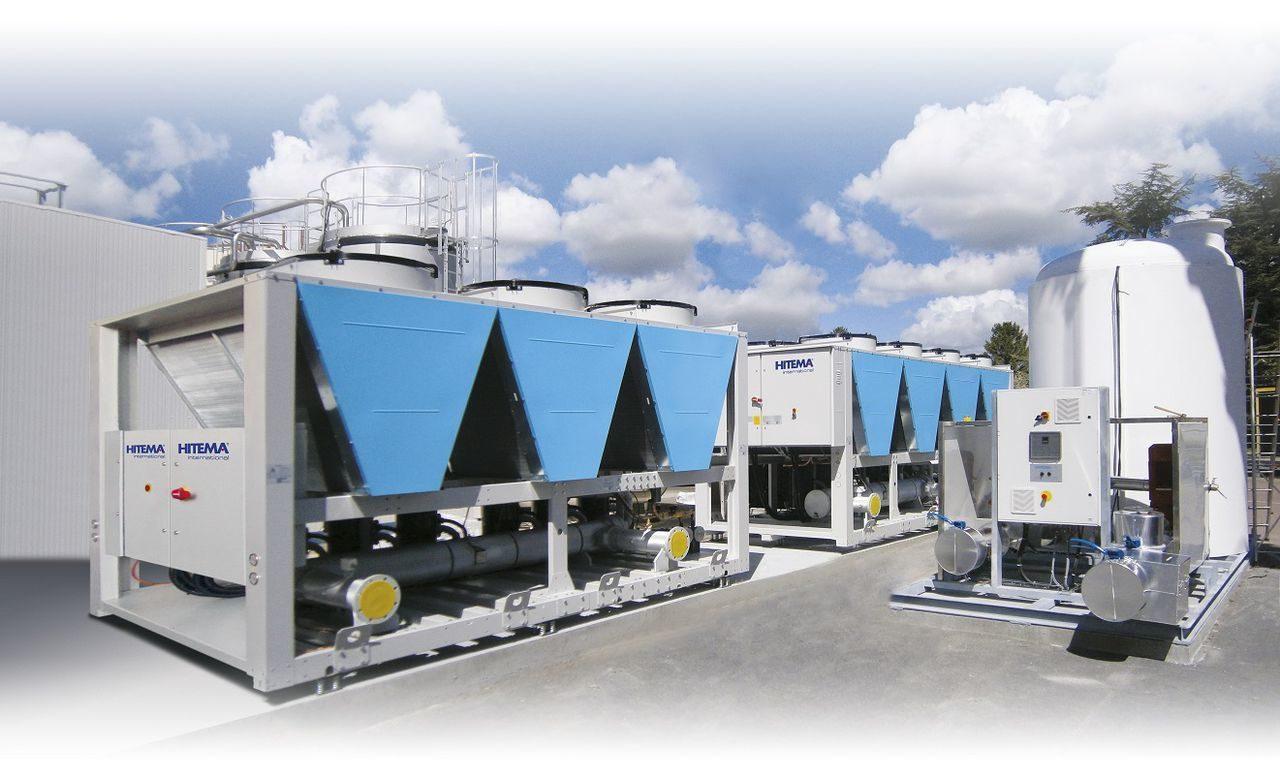Чиллеры и холодильное оборудование компании «EuroChillers»