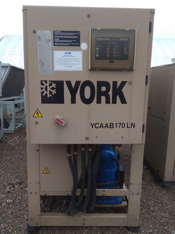 Б/У чиллер YORK-YCAAB-170-LN