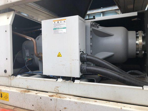 Б/У холодильный компрессор carlyle 06TTA356 - фото 2