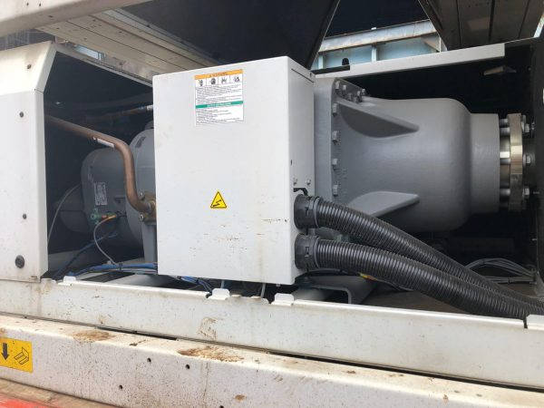 Б/У холодильный компрессор carlyle 06TUA554