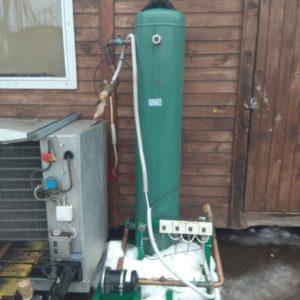 Б/У воздухоохладитель Fincoil 40 кВт
