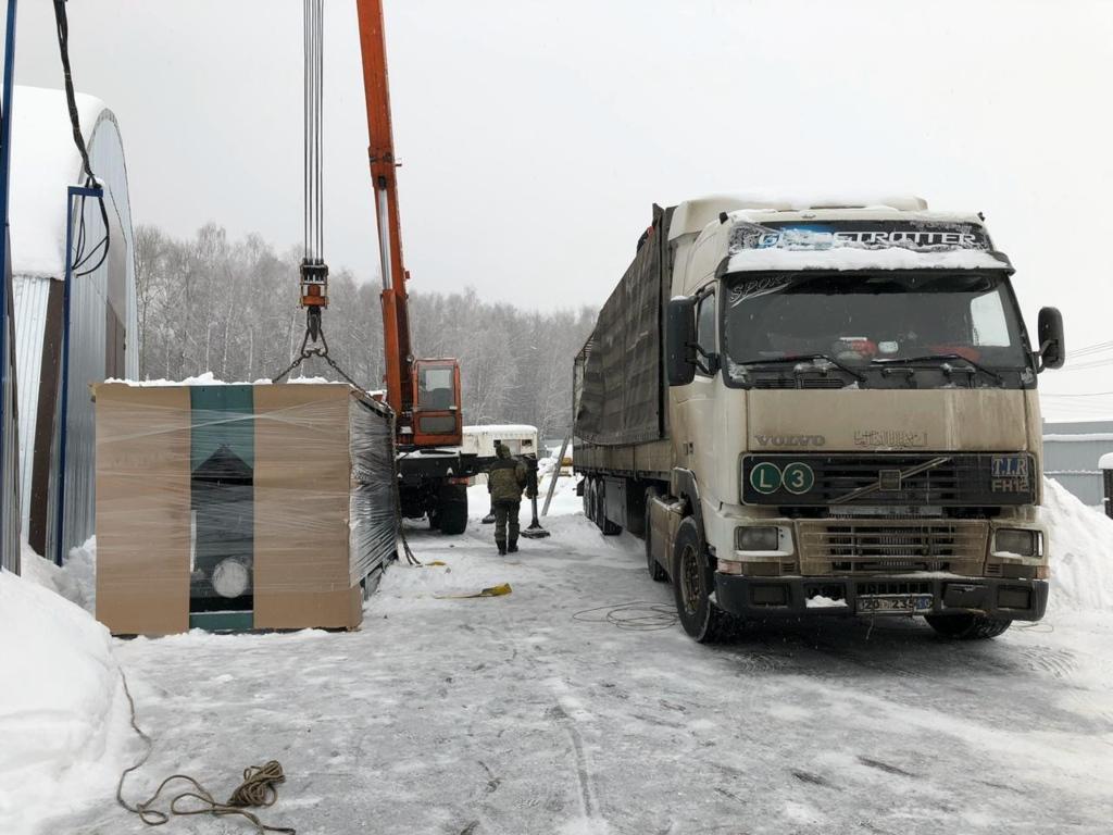 Выкупаем чиллеры с погрузкой и вывозом по высоким ценам в Москве и МО